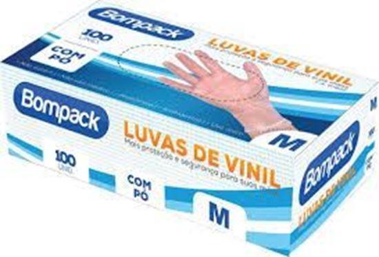 Luvas de Vinil