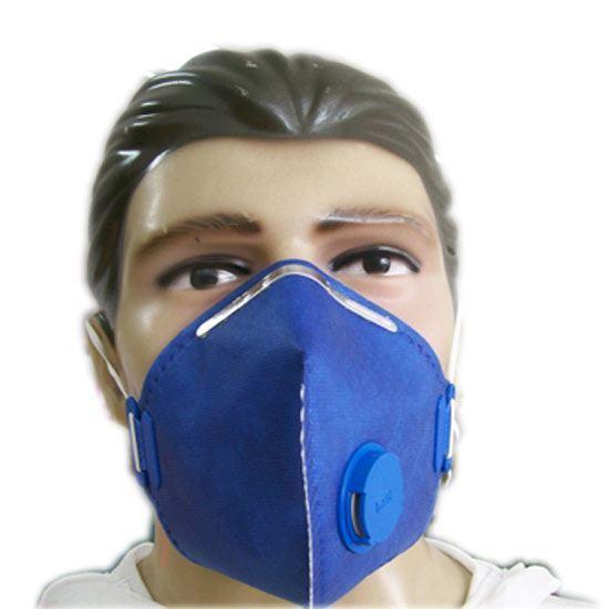Mascaras PFF1 com Valvula