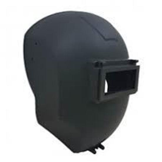 Mascara de Solda com Visor fixo