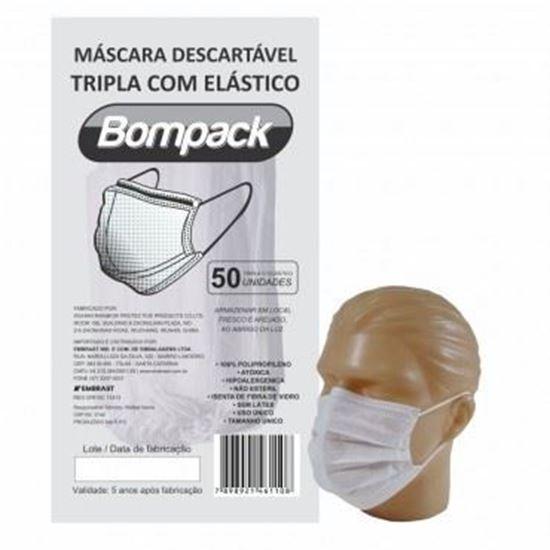 Mascara Descartavel